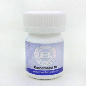 Oxandrobest 10