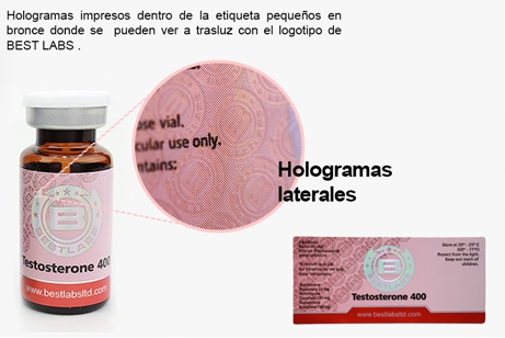 Best Labs Hologramas