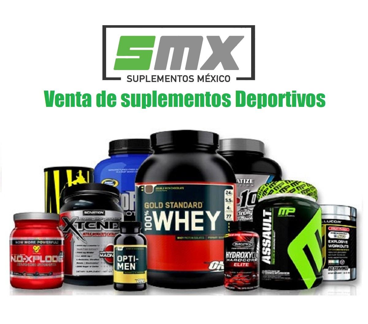 Suplementos México